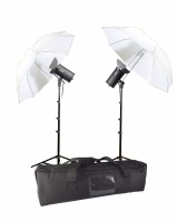 Комплект Rekam Mini-Light Ultra M-250 Umbrella 84 Translucent KIT