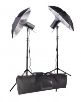 Комплект Rekam Mini-Light Ultra M-250 Umbrella 90 Silver Kit